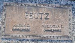 Mereatha Evelyn <I>Fluke</I> Feutz