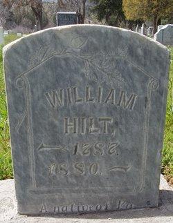 William Hilt