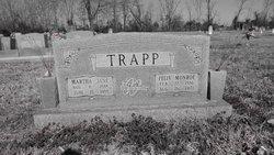 "Martha Jane ""Mattie"" <I>Clark</I> Trapp"