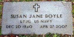 Susan Jane <I>Batchelder</I> Boyle