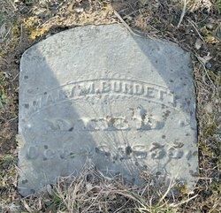 Mary Moriah Burdette