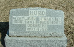 Myrtle Evola/Eolia <I>Jack</I> Hurd