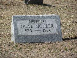 Olive Estella Mohler
