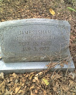 James Isham Hollingsworth