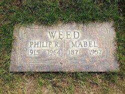 Mabel Weed