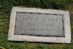 "Raymond J ""Bud"" Davis"