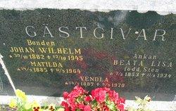 Beata Lisa <I>Sten</I> Gästgivar
