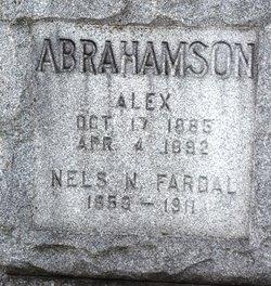 Alex Abrahamson