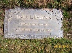 Linda Lou <I>Bergman</I> Baldwin