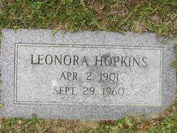 Leonora Hopkins