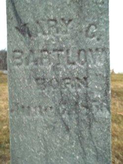 Mary C. <I>Neer</I> Bartlow