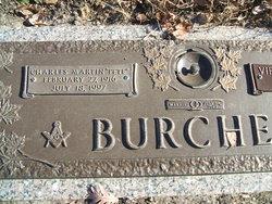 "Charles Martin ""Pete"" Burcher"