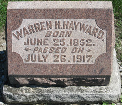 Warren Henry Hayward
