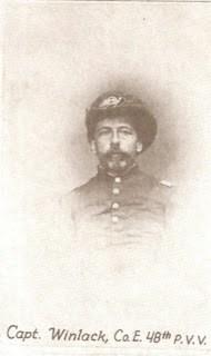 Capt William Winlack