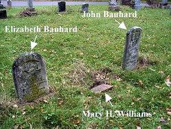 """Elizabeth """"Betsy"""" <I>Harmon</I> Bauhard"""