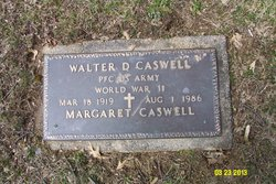 Margaret A. <I>Hansche</I> Caswell