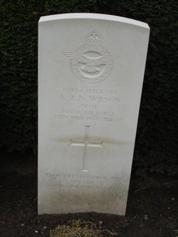 Sergeant ( Pilot ) Andrew James Wilson
