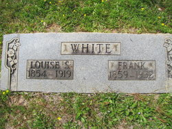 "Louis Franklin ""Frank"" White"