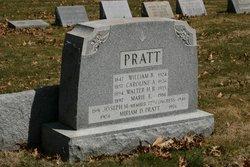 Joseph Marmaduke Pratt