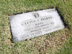 Cletus F Pelkey