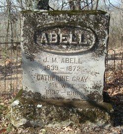 Mary Catherine <I>Proctor</I> Abell