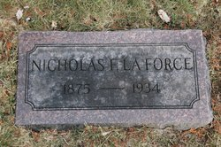 Nicholas F. LaForce