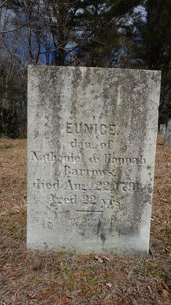 Eunice Barrows