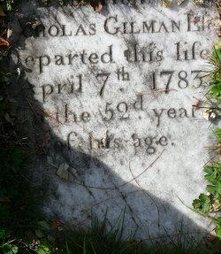 Nicholas Gilman III