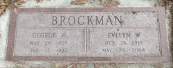 George William Brockman