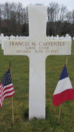 GM3C Francis M Carpenter