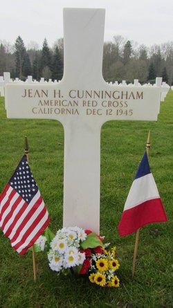 Jean Henrietta Cunningham
