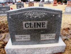 Jennie <I>Ludington</I> Cline