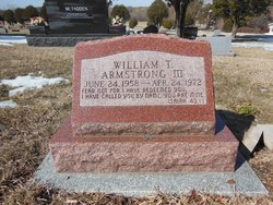 William T. Armstrong, III