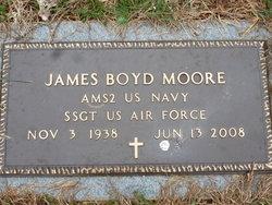 James Boyd Moore