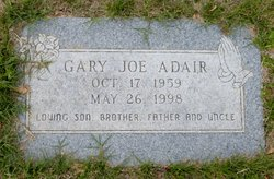 Gary Joe Adair