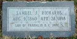 Samuel J Richards