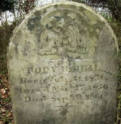 "Rhody Turner ""Rody"" <I>Harris</I> Beale"