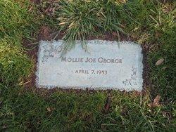 Mollie Joe <I>Holloway</I> George
