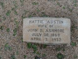 Hattie <I>Austin</I> Ashmore