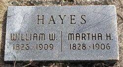 Martha <I>Huntington</I> Hayes