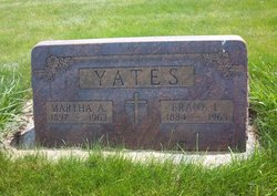 Martha Alieene <I>Hutton</I> Yates