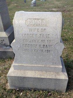 George B. Zane, Sr