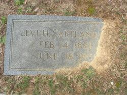 Levi Houston Cartland, Sr