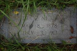 Ida <I>Zimmerman</I> Neal