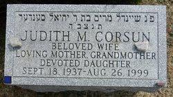 Judith Corsun