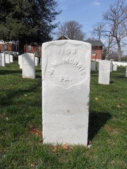 "Pvt James Mathew ""Mathew"" Morris"