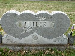 Josephine <I>Dunlap</I> Butler