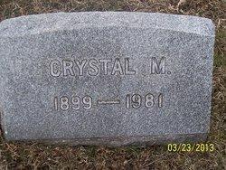 Crystal Mae <I>Luce</I> Burgess