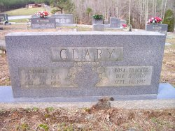 Charles C Clary