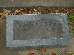 Archibald Gordon Crockett